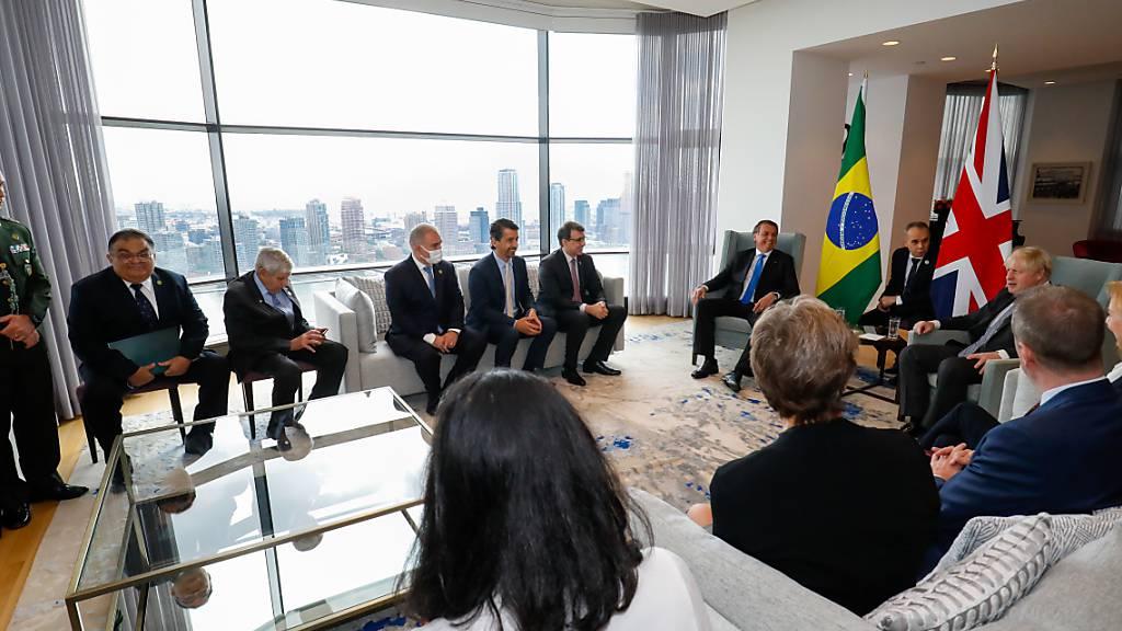 Brasilianische Gesundheitsbehörde empfiehlt Quarantäne für Bolsonaro