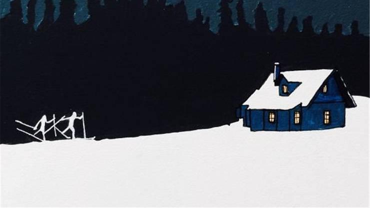 Ein Ausschnitt aus einem Bild von Tony Weiss aus Bern.