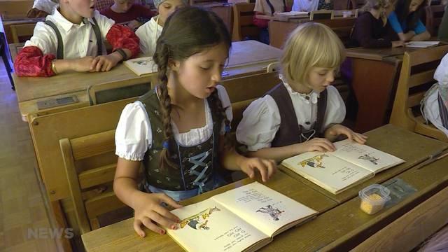 150-Jahr-Jubiläum der Schule Schlossgasse
