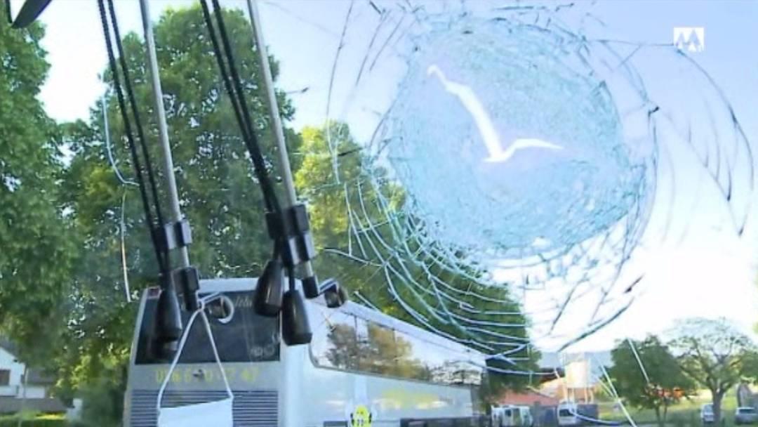 Fancar von Aarau-Fans demoliert