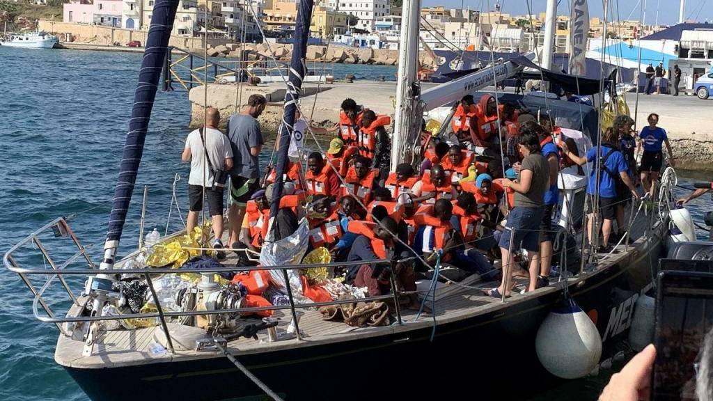 Italien will Hotspot auf Lampedusa ausbauen