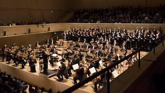 Die Initiative zu dem Laien-Orchester ging von den Tonhalle-Profi-Musikern aus. (Archiv)