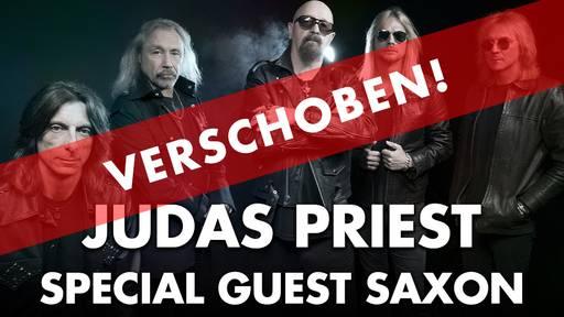 Neues Datum: Judas Priest - Heavy Metal-Legenden in Zürich