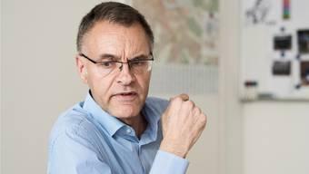 Mit seinen Aussagen zu FCB-Präsident Bernhard Heusler sorgt Gerhard Lips für Aufsehen.