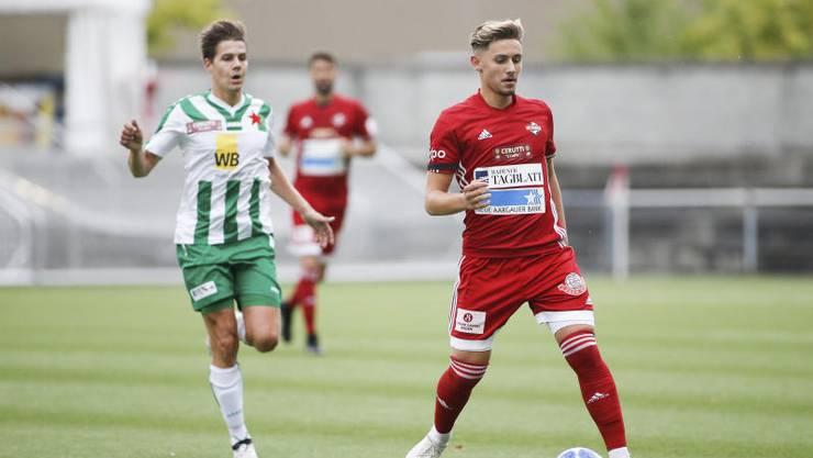 Im ersten Heimspiel empfängt der FC Baden den FC United Zürich.