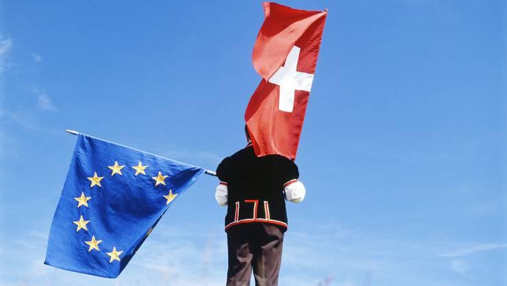 Freund, nicht Feind: Die EU.
