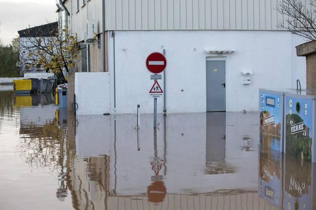 Bei den schweren Unwettern sind fünf Menschen ums Leben gekommen.