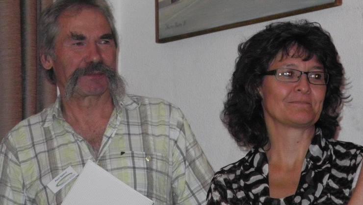 Paul Spörri und Susi Spörri verlassen die Kreisschule Surbtal