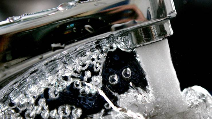Das Wasser in Messen kann weiterhin bedenkenlos getrunken werden.