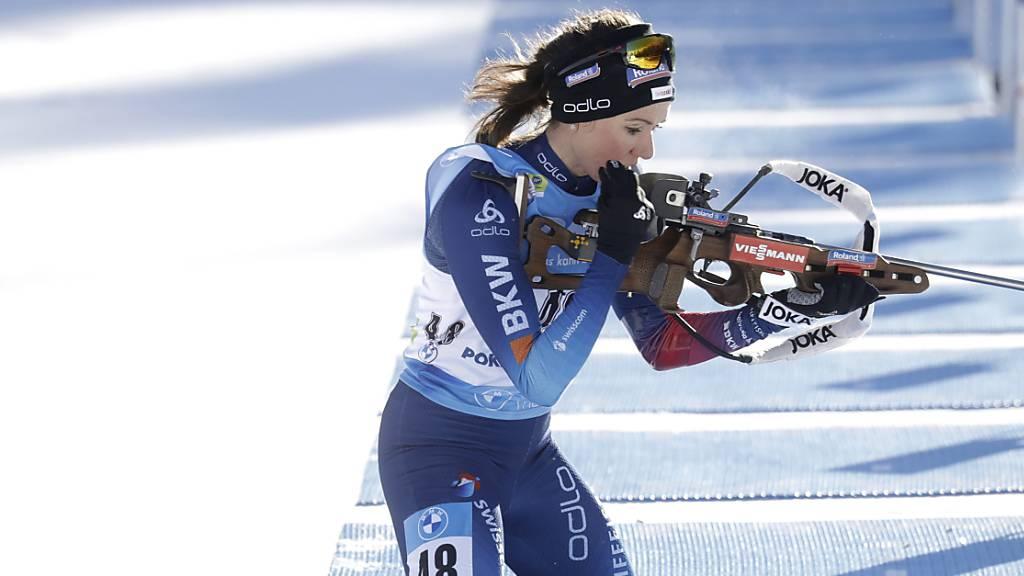 Starke Schweizerinnen blieben knapp ohne Medaille