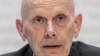 Daniel Koch, Leiter Abteilung übertragbare Krankheiten im Bundesamt für Gesundheit BAG, hält Sport mit Publikum noch im Sommer für möglich