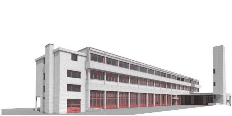So sieht das Siegerprojekt der Flur Architekten St.Gallen aus. (Bild: pd)