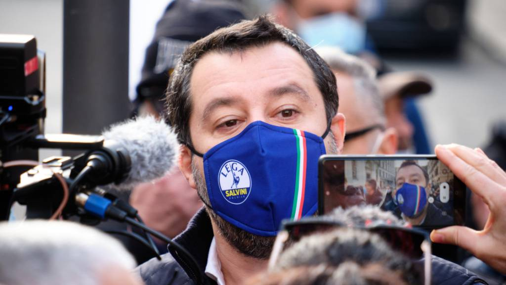 Prozess gegen Italiens Ex-Innenminister Salvini verschoben