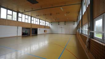 So sah es in der alten Messner Turnhalle aus, doch schon am 24. Oktober soll die neue eröffnet werden.