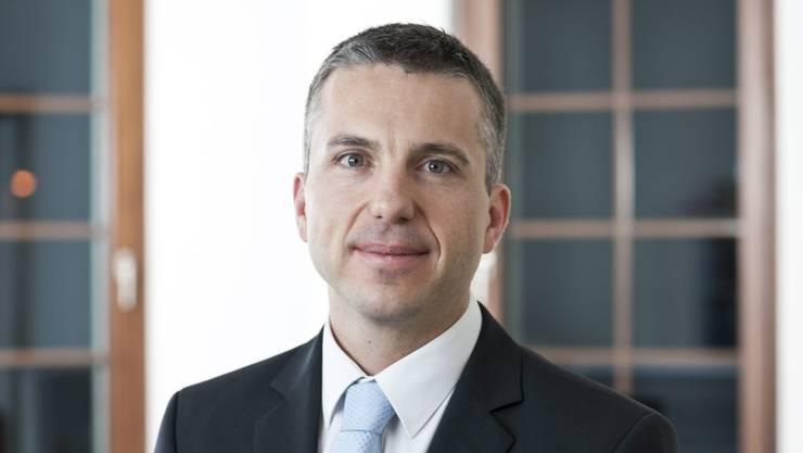 Nach zwei Jahren ist Pascal Koradi als Chef der Aargauischen Kantonalbank (AKB) zurückgetreten. (Archiv)