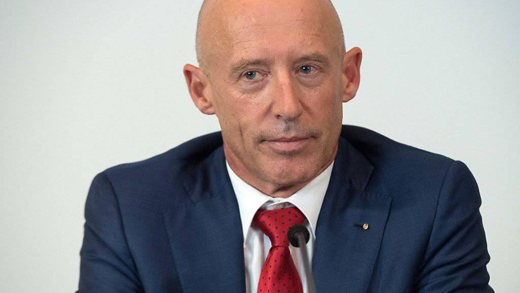 Raiffeisen-CEO Patrik Gisel tritt per sofort zurück