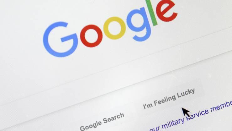 Der Internetriese Google ist verstärkt in den Fokus der europäischen Wettbewerbsbehörden gerückt. (Archivbild)