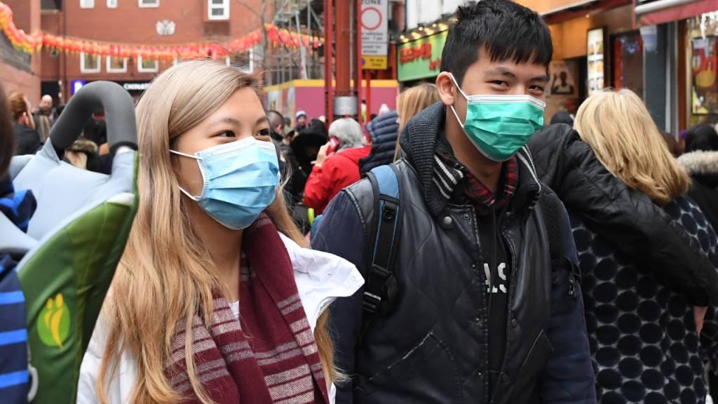 Abklärungen zu zwei Coronavirus-Verdachtsfällen im Gang