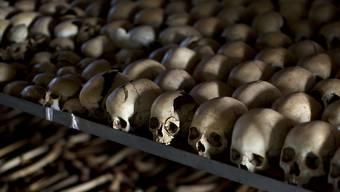 Auch sie suchten Schutz in einer Kirche in Ruanda - und wurden trotzdem Opfer des Völkermordes.