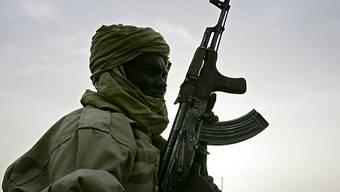 Tschadischer Soldat (Archiv)
