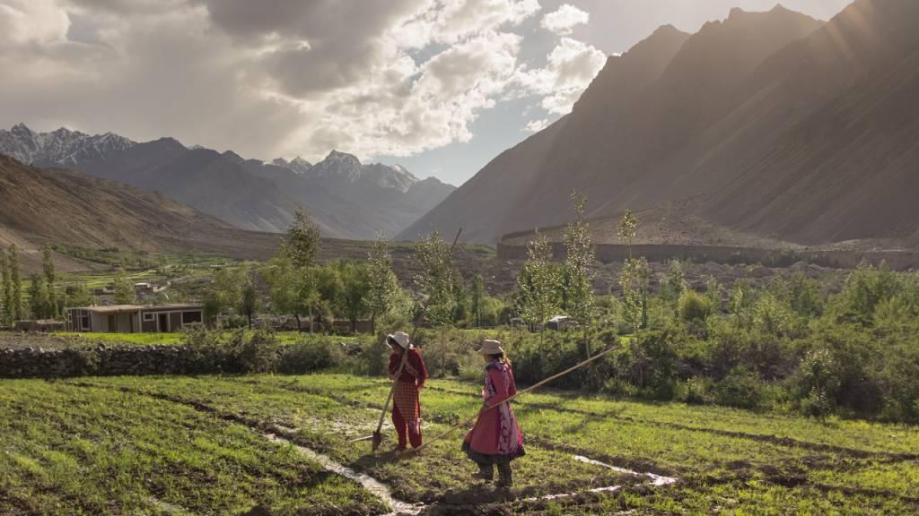Klimawandel gefährdet weltweit Wasserversorgung aus Gebirge