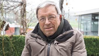 «So kann man mit der Landschaft nicht umgehen»: Peter Bircher will mit seinem Buch das Bewusstsein für die Werte dieser Region fördern.Archiv/twe