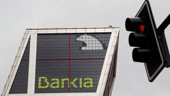 Bankia droht durch die Herabstufung neues Ungemach (Archiv)