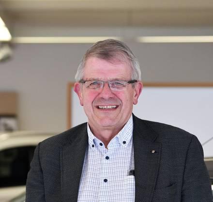 Werner Schmid, Garagist aus Reinach