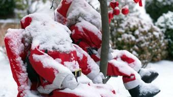 Weisse Weihnachten im Mittelland?