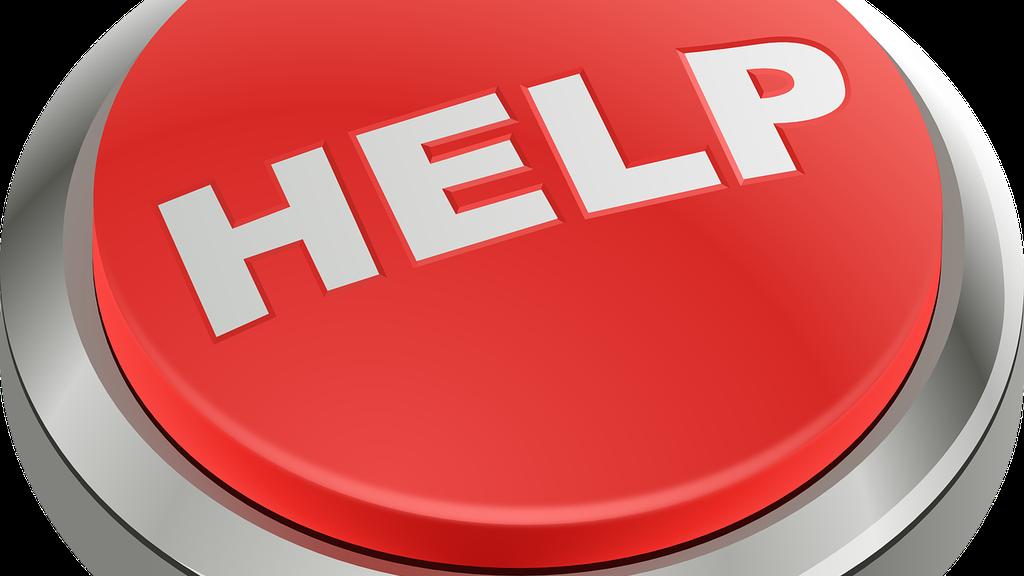 Mit dieser App kannst du Hilfe anbieten oder annehmen