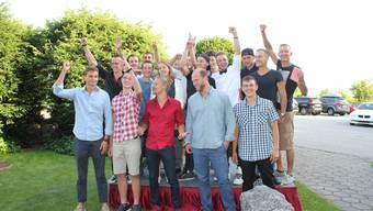 Abschlussfeiern der Solothurner Spitäler AG