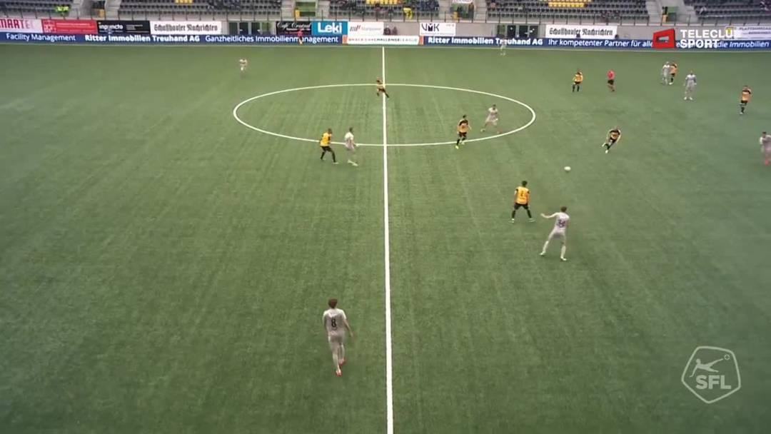 Challenge League 18/19 Runde 33: FC Schaffhausen - FC Aarau 11.5.19 - 1:0  für FC Aarau von Elsad Zverotic (Assist: Goran Karanovic)