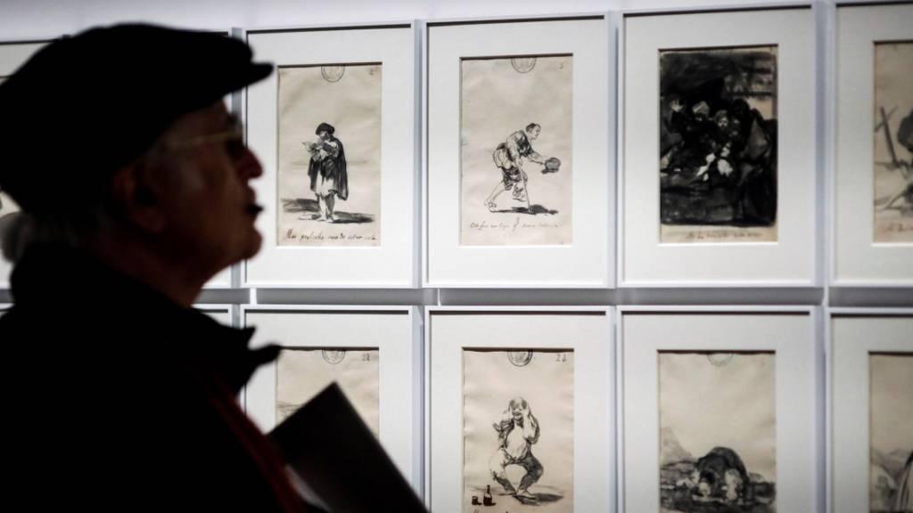 Madrider Prado feiert 200. Jubiläum mit grosser Goya-Schau