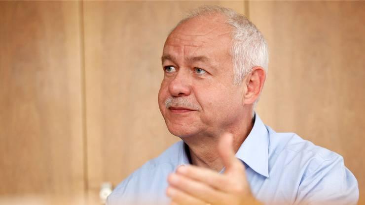 Felix Strässle steht vor der ordentlichen Pensionierung. (Archivbild)