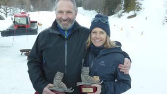 Parlamentarier-Skirennen auf dem Balmberg