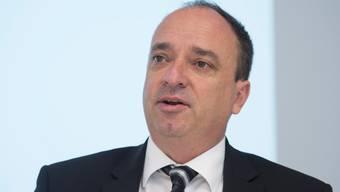Markus Dieth will Aargauer Regierungsrat werden. (Archiv)