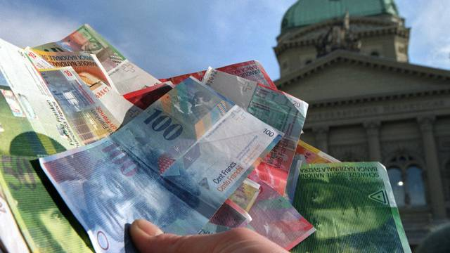 Wer die Parteien finanziert, ist in der Schweiz nicht transparent