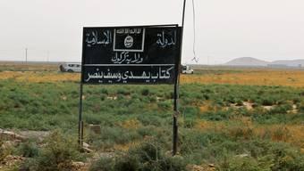 Die beiden Schweizer Bürger versuchten, in das Herrschaftsgebiet des «Islamischen Staats» zu gelangen. (Symbolbild)