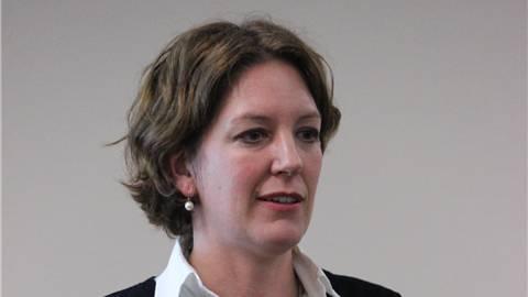 Christin Achermann, Professorin für Migrationsstudien an der Universität Neuenburg