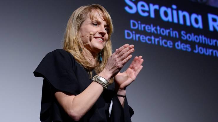 Direktorin Seraina Rohrer.