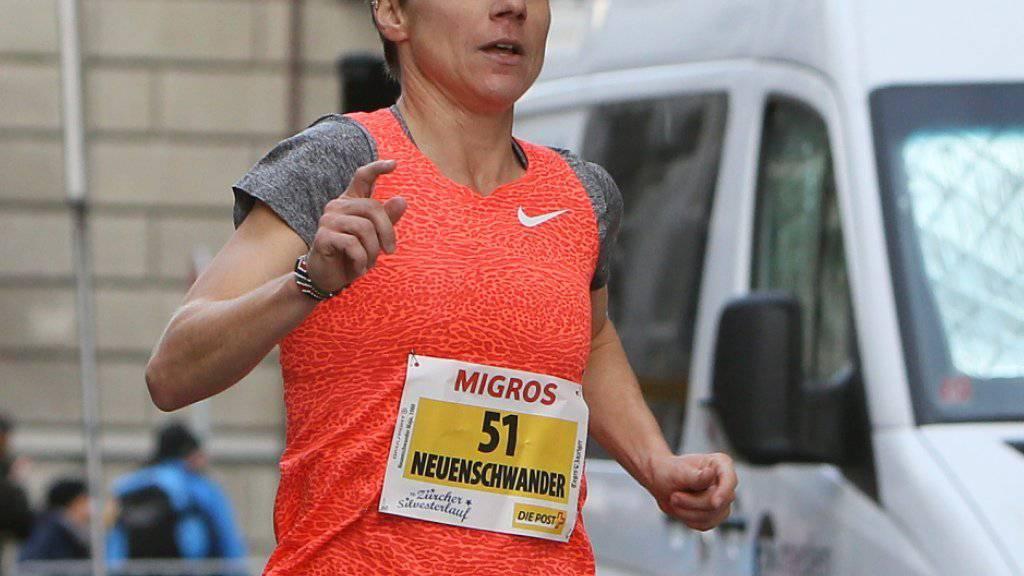 Maja Neuenschwander bestreitet ihren nächsten Wettkampf am Tokio-Marathon