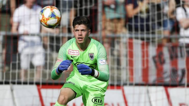 FCA-Goalie Nicholas Ammeter hat das Trainingslager in der Südtürkei verlassen