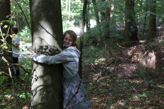 Eins mit dem Wald