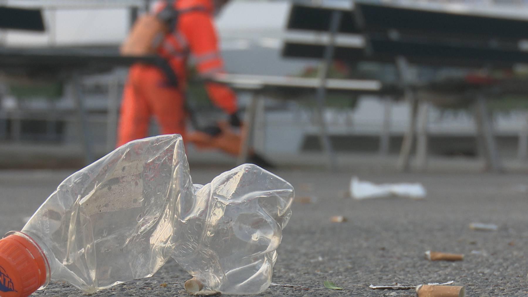 Luzern soll Kunststoff-Abfälle wiederverwerten
