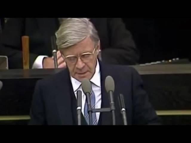 Kanzlersturz 1982: Helmut Schmidts Wutrede vor dem Parlament.