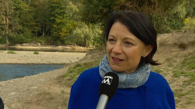 Die SP-Regierungsratskandidaten Hofmann und Feri im Interview