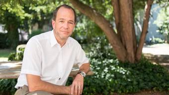 Wieder mehr Zeit: Daniel Stolz, acht Monate nach seiner Abwahl aus dem Nationalrat, beim Gespräch in Basel.