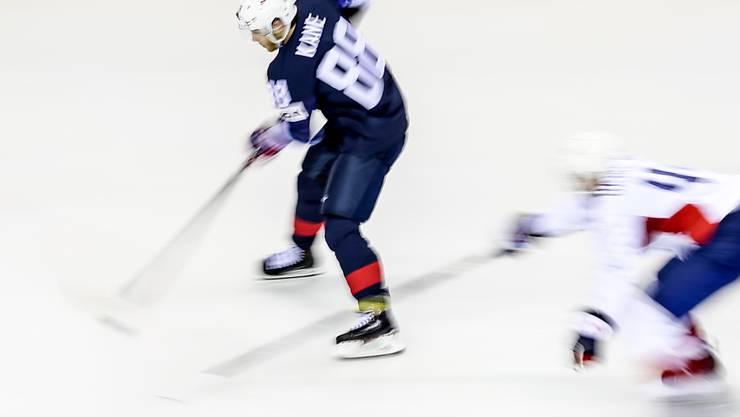 Patrick Kane überzeugt beim 6:3-Sieg der USA gegen Grossbritannien