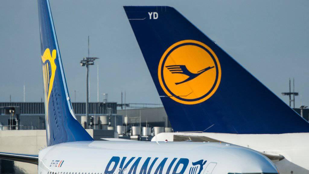 Ryanair streicht in Deutschland Flüge.