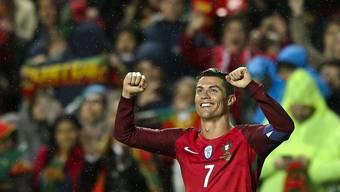 WM-Qualifikation: Portugal gegen Ungarn in Lissabon (25.3.17)